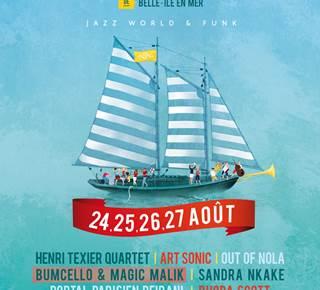 Festival Les Ecoutes de Belle-Ile-en-Mer