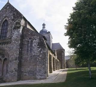 Eglise de La Sainte-Trinité