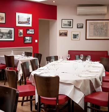 Restaurant Vannes Centre