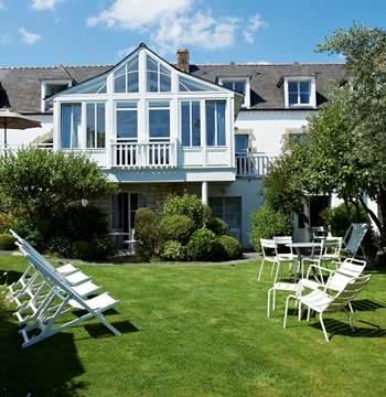 Hôtel Le Lodge Kerisper - LA TRINITE SUR MER - Morbihan Bretagne Sud