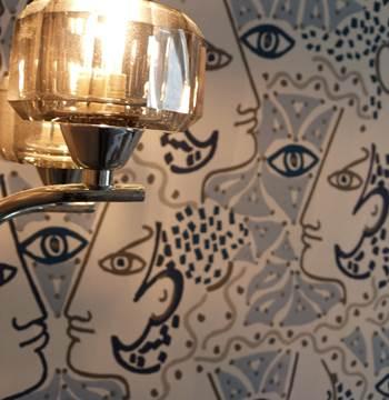 détail décoration chambre double standard 1