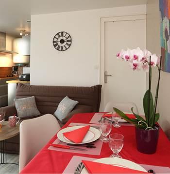LE MELEDO Nelly - Appartement 2 personnes -Quiberon-Morbihan -Bretagne sud
