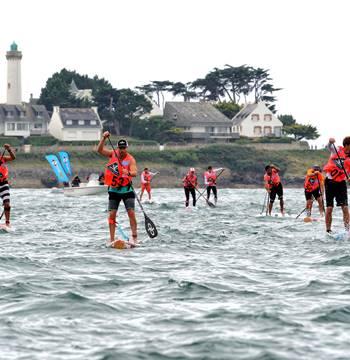 Morbihan-Paddle-Trophy-Vannes-Morbihan-Bretagne Sud