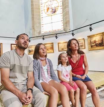 Un musée à visiter en famille ! © Alexandre Lamoureux