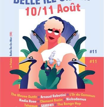Festival Belle Ile on Air-Le Palais-Morbihan Bretagne Sud