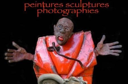 Peintures sculptures photographies