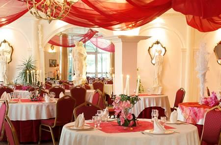 Restaurant Le Jardin Saint-Aimé
