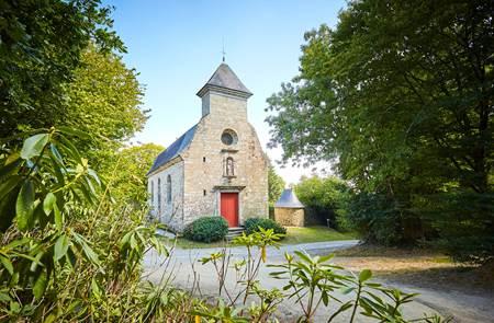 Chapelle Saint-Quirin