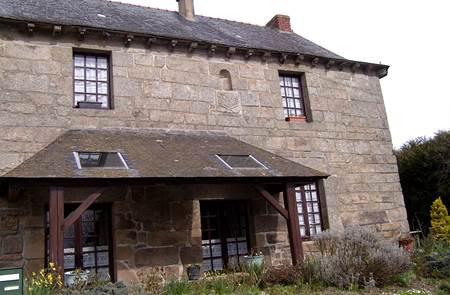 Maison seigneuriale à Kerdreux