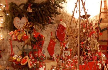 Marché de Noël à Arradon