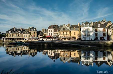 Visites guidées - Le Port de Saint-Goustan à Auray