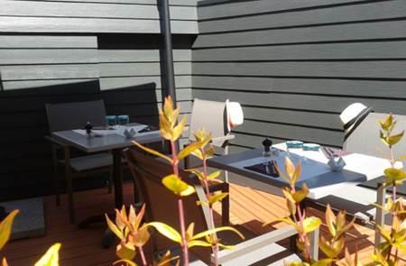 Restaurant Le Clos Margaux