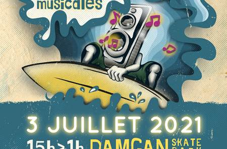 Damgan Les Plages Musicales