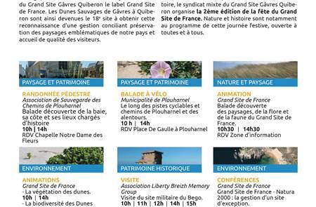 Fête du Grand Site de France