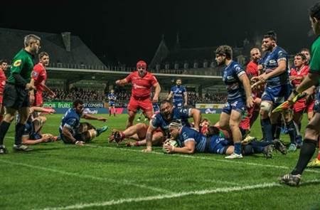 Match de rugby : RC Vannes vs Perpignan