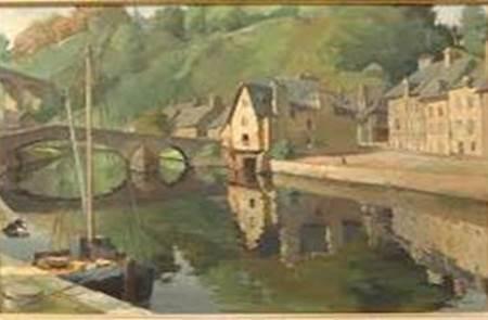 Rétrospective du peintre Yves Floc'h