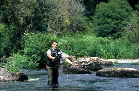 Pêcher à Plouay