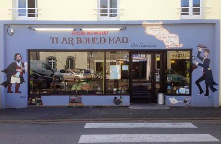 Restaurant Ti Ar Boued Mad