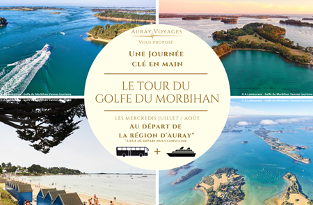 Auray Voyages - Nos Excursions