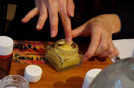 Atelier phyto-cosmétiques