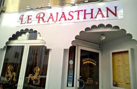 Restaurant Le Rajasthan