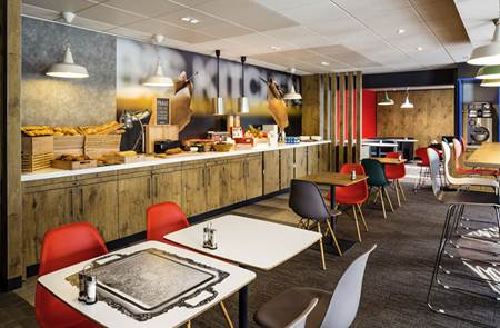 Restaurant Ibis Kitchen - Hôtel Ibis Thalassa