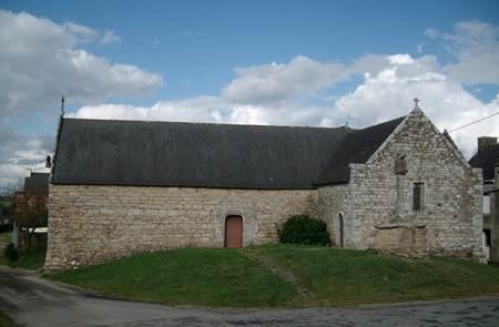 Chapelle de Locmaria en La Chapelle Neuve