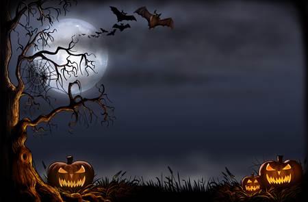 Soirée Halloween à Meslan