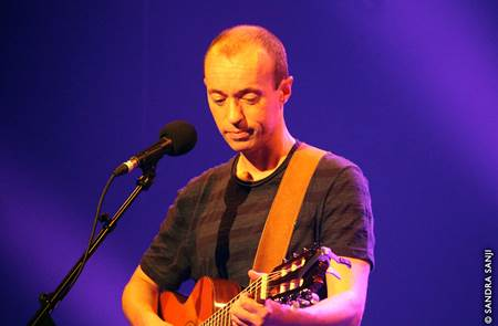 Frédéric Fromet en trio