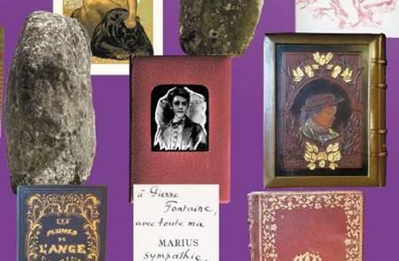 Exposition de livres rares