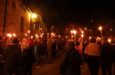 Journée du patrimoine : visite aux flambeaux !