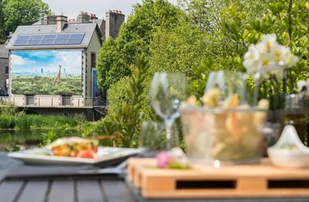 Le Végétarium, Restaurant de la Maison Yves Rocher