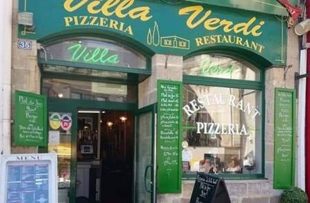 Pizzeria Villa Verdi