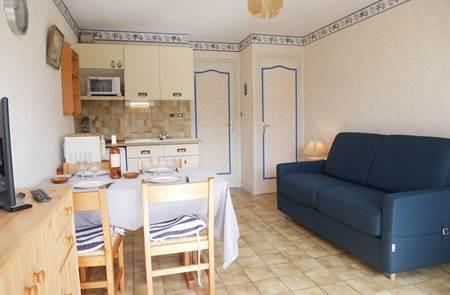 Carnac - studio cabine - 20m²