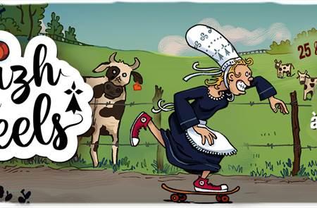 Breizh 'n Wheels, festival des glisses à roulettes