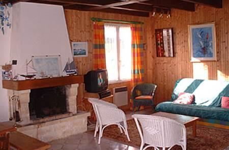 RECANATI Hervé - Maison indépendante Sauzon