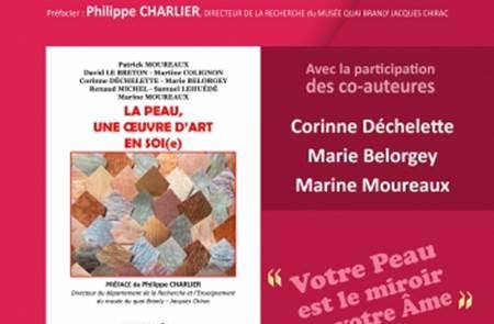 La Peau : Conférence Patrick MOUREAUX