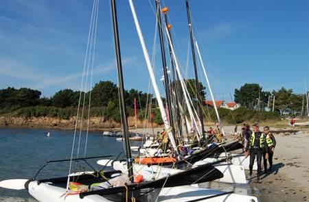 Ecole de voile - Société nautique