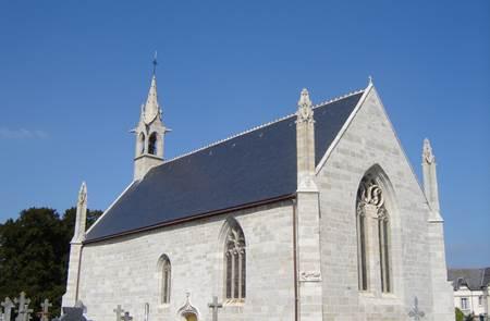 Portes ouvertes Chapelle Saint-Michel