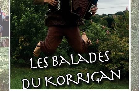 Les balades du Korrigan - Pluneret