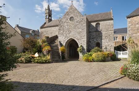 Chapelle du XIIIème siècle - La Vraie-Croix