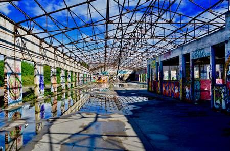 Exposition : les Graffeurs en action et Raidbreizh Cap Nord