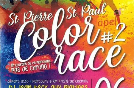Color Race 2ème édition