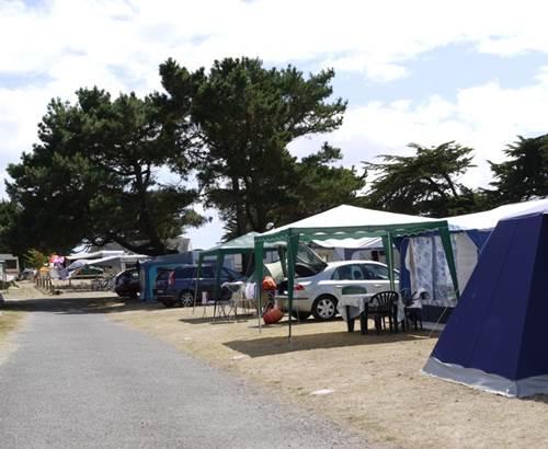 Camping-municipal-du-Kerver-Saint-Gildas-de-Rhuys-Morbihan-Bretagne Sud © Camping Municipal du Kerver