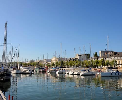 Port-Plaisance-Lorient-Groix-Lorient-Morbihan-Bretagne-Sud © Y. Zedda