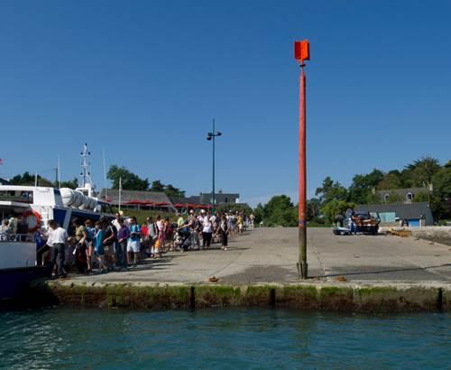 Port de l'Ile aux Moines © Michel Jamoneau